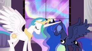Are you Princess Celestia or Luna?