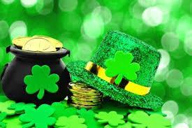 What will bring you luck on St. Patrick's Day?