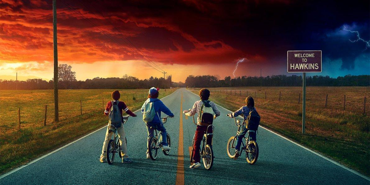 Which character from Stranger Things are you?