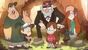 Which Gravity Falls character are you ?