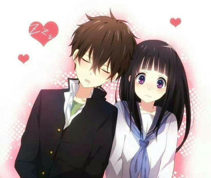 What is your anime couple personality quiz - Anime couple pictures ...