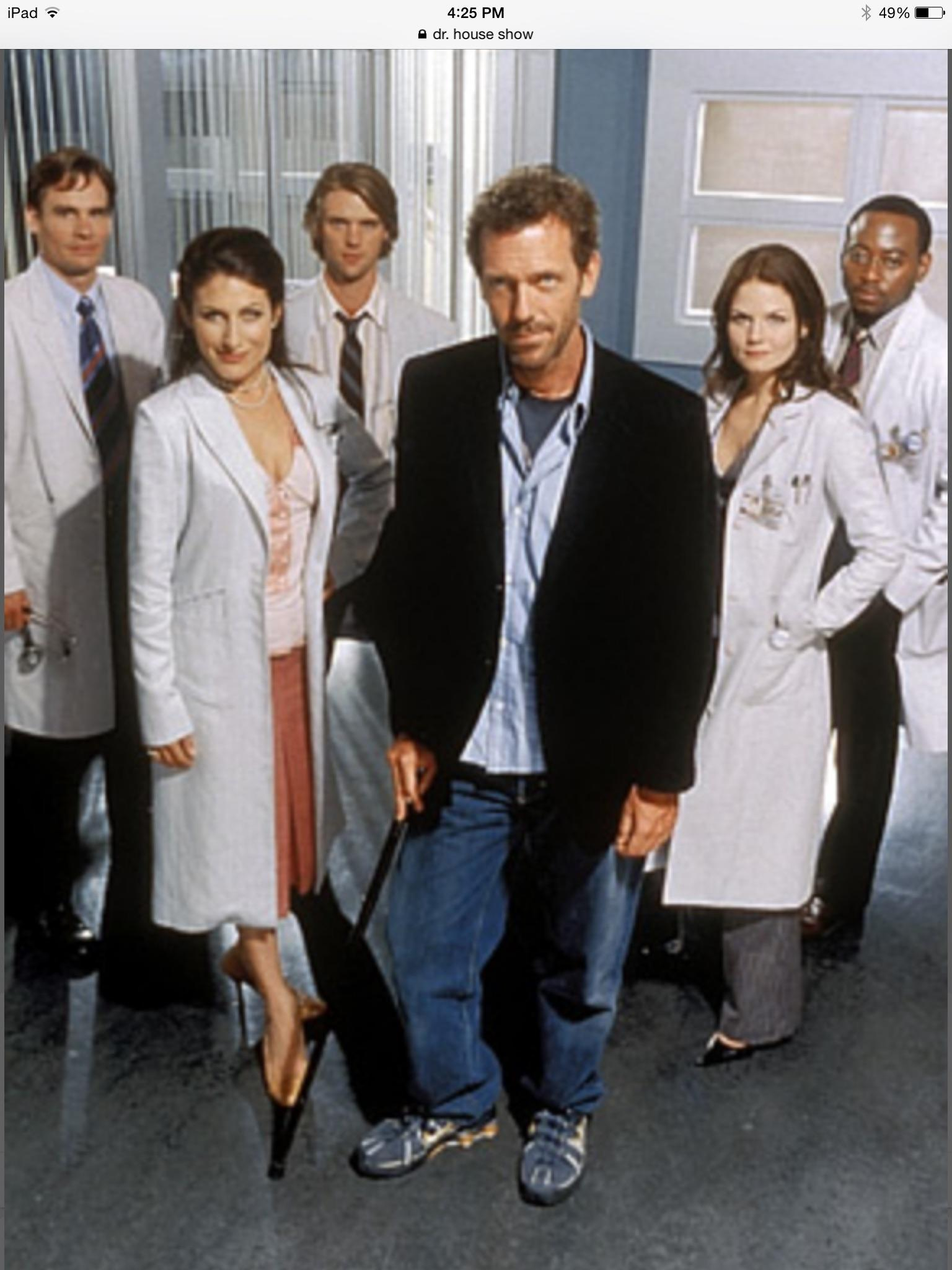 What Dr.house charcter are you?