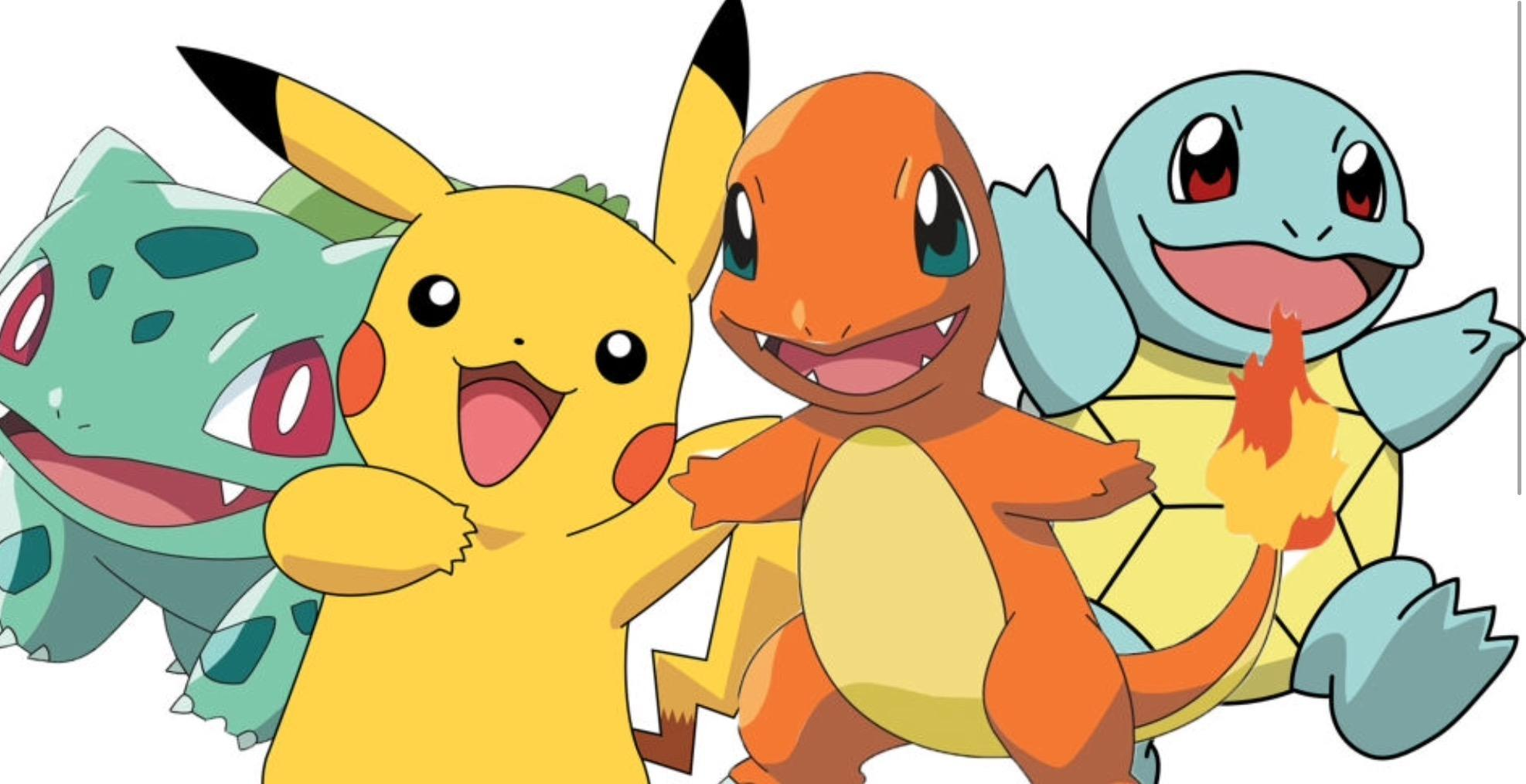 What kind of starter Pokemon are you?