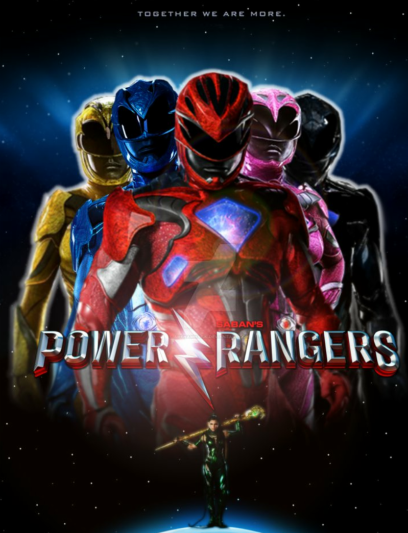 "Which ""Power Rangers"" character are you?"