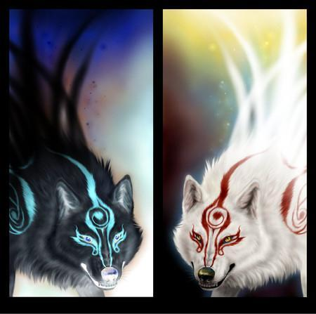 Are You A Dark Wolf Or A Light Wolf?