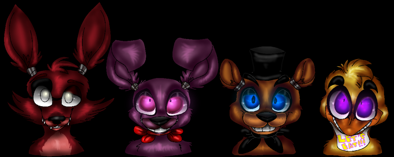How well do you know FNaF 1, 2 and 3?