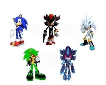 Which Sonic Boy Would Take You To Prom?