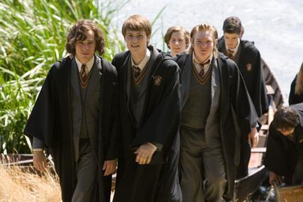 How well do you know the marauders from Harry Potter?