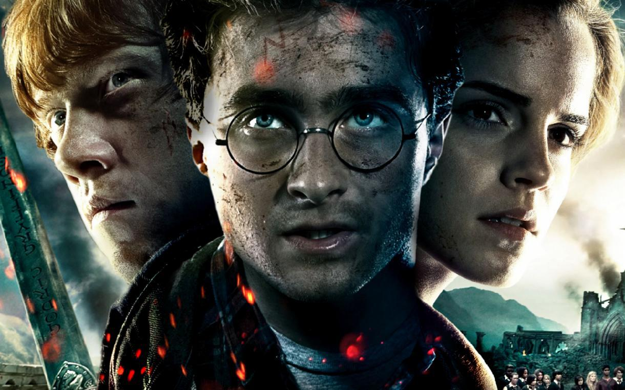 All About Harry Potter!