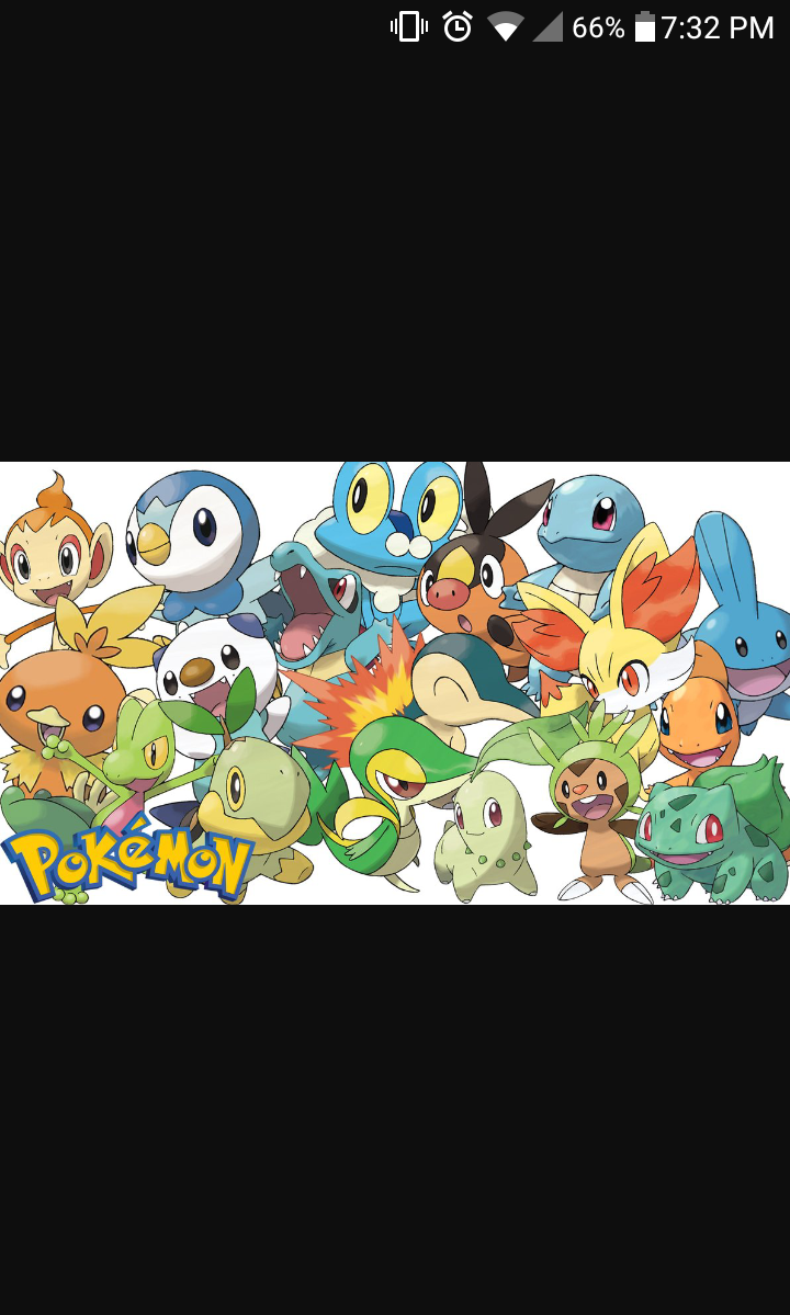 Which Starter Pokemon are you? (1)