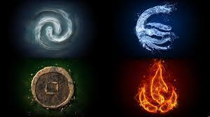 Fire, Water, Earth or Air?