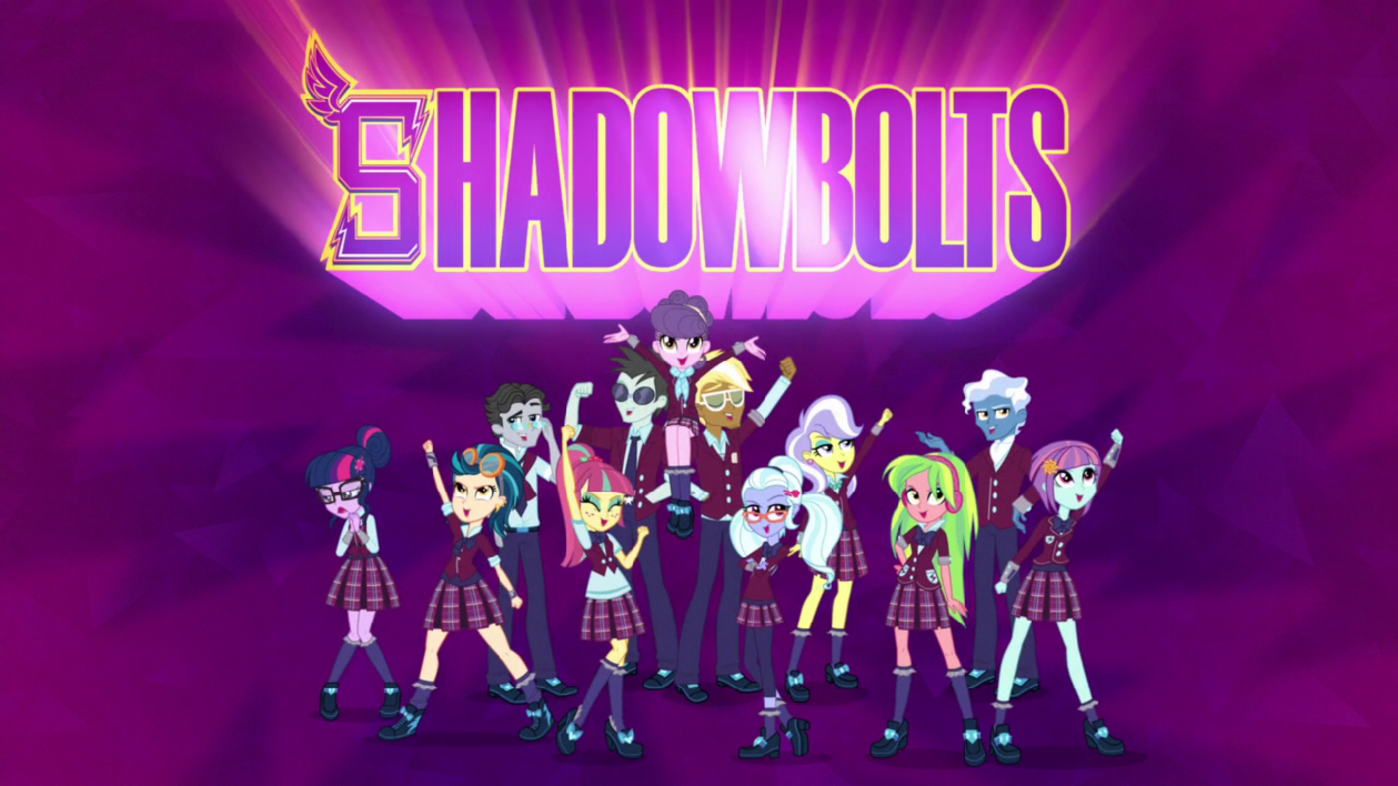 Which Equestria Girls Shadowbolt Are You?
