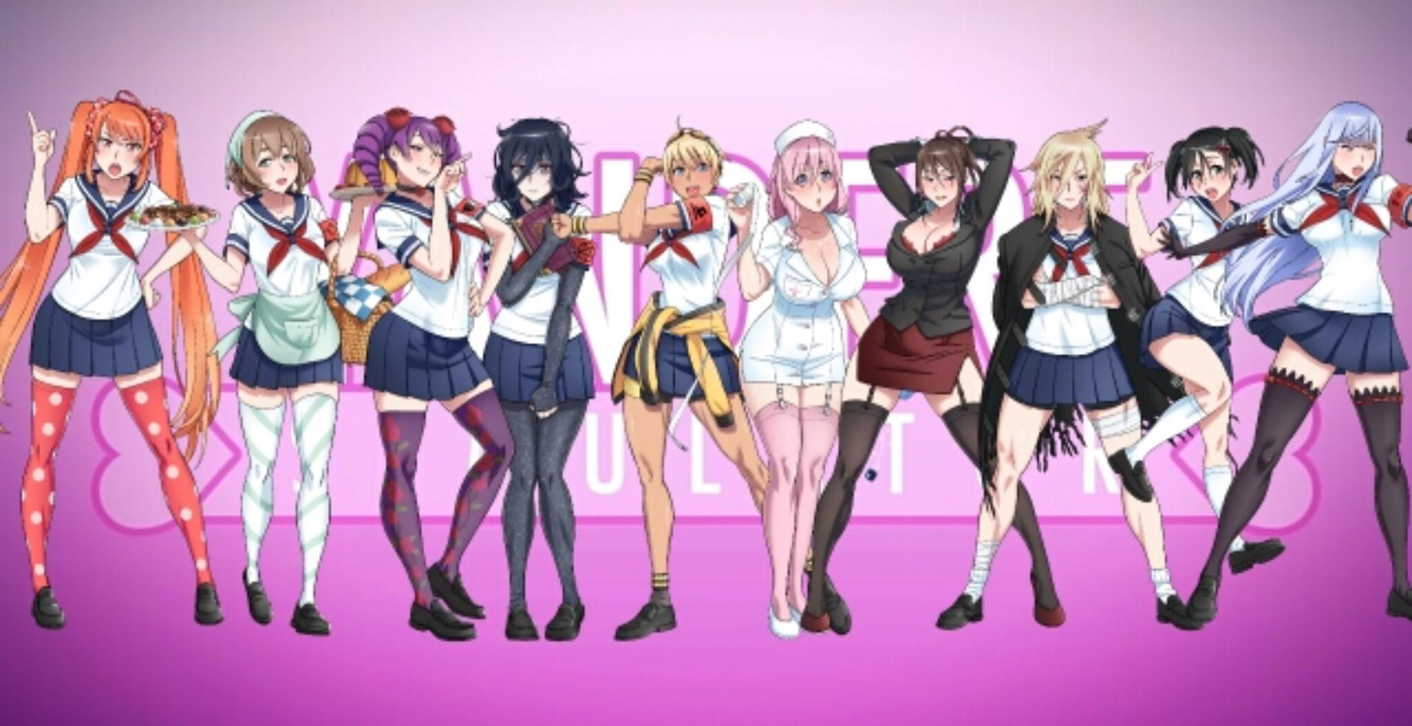 Which rival are you from yandere simulator?