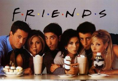 Which Friends main character are you?