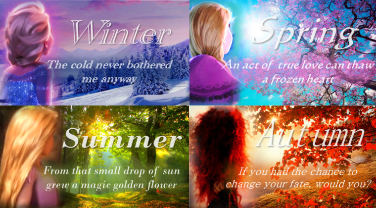 Which of the Four Seasons are You?