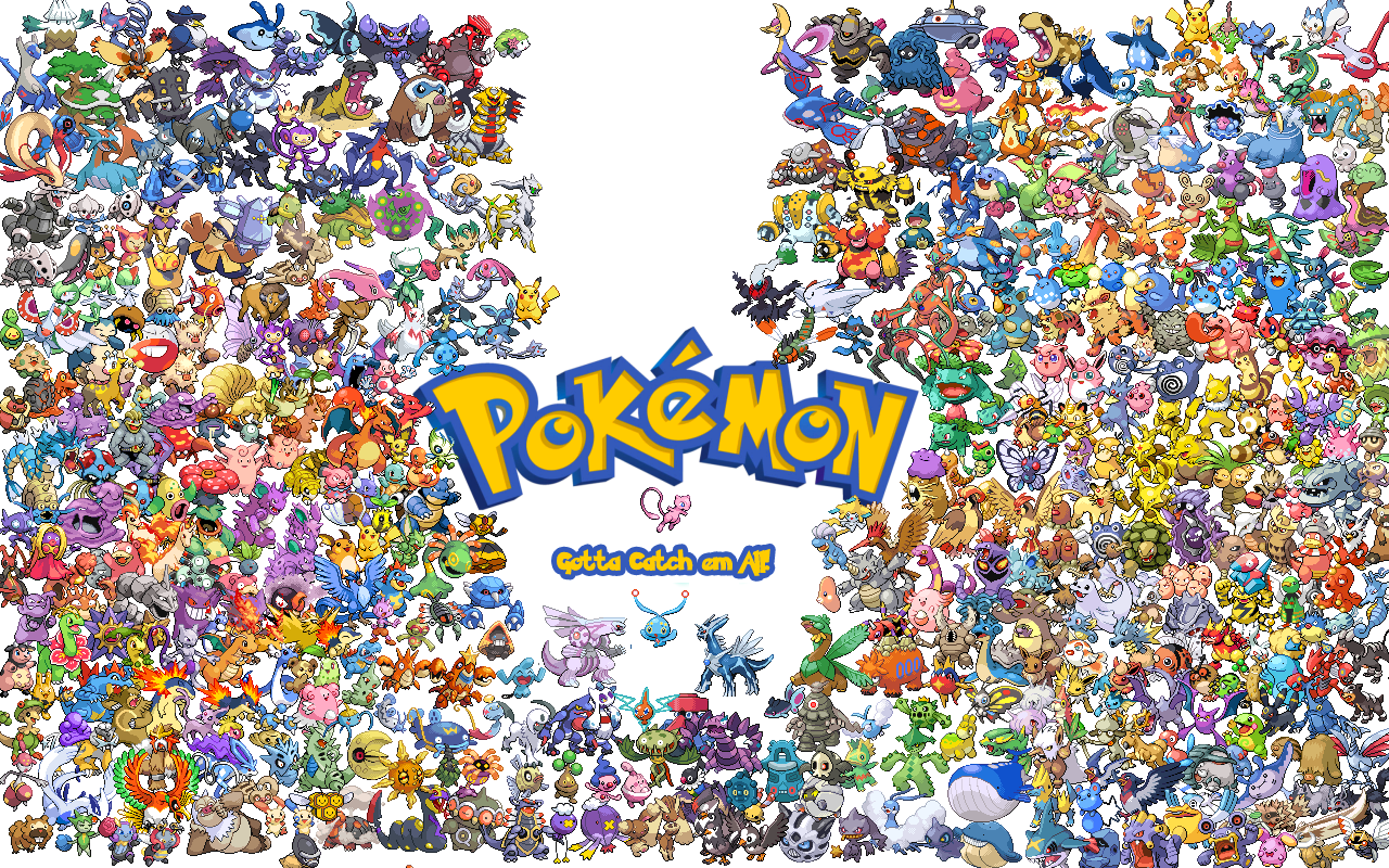 How much do you know about pokemon?