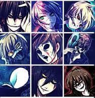 Which CreepyPasta Are You (1)