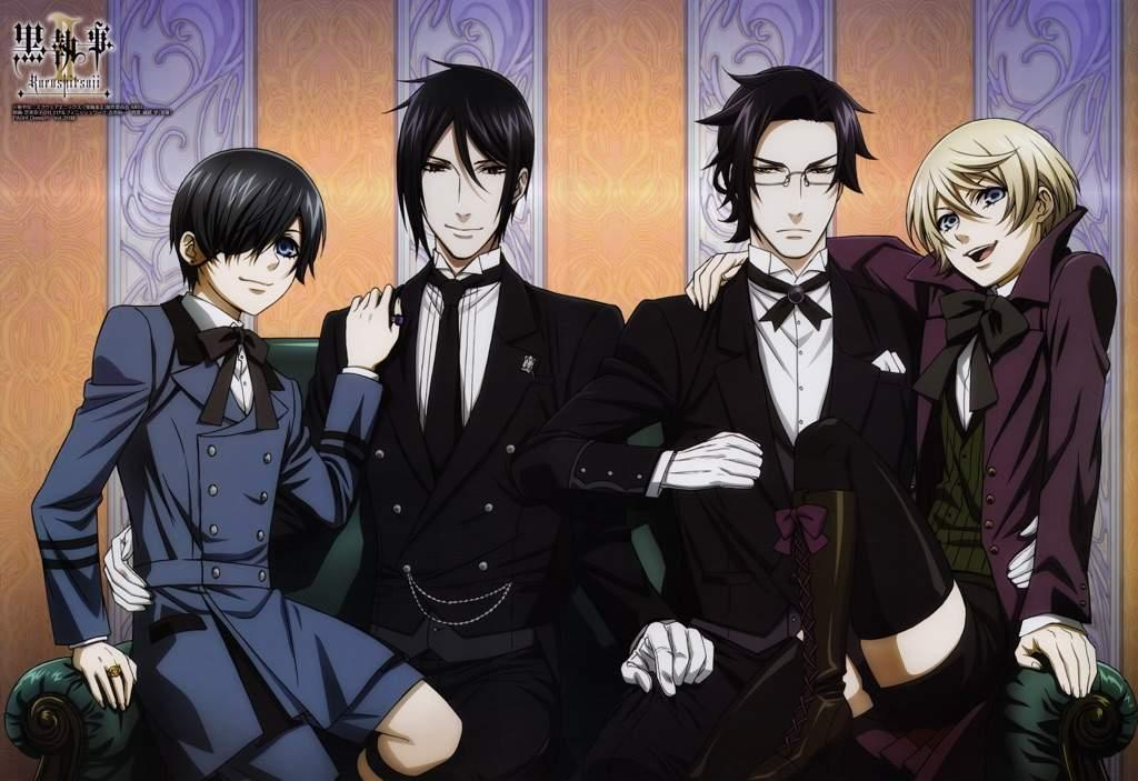 black butler character loves you
