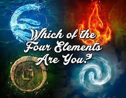 Which of the Four Elements are You? (1)