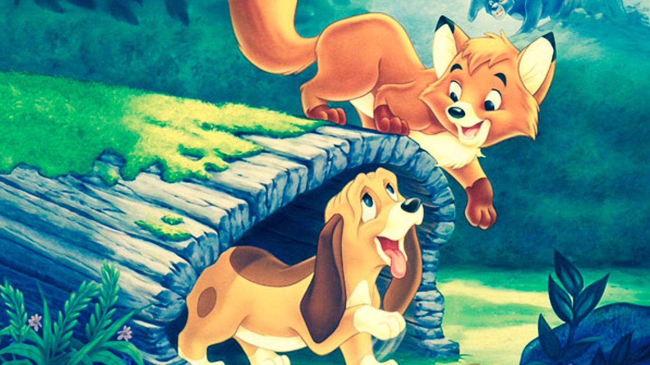 What Fox and the Hound Character are You?