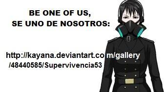 "would you survive in my ""supervivencia 53"""