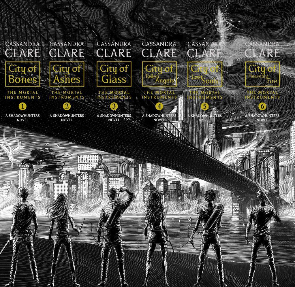 The Mortal Instruments Quiz