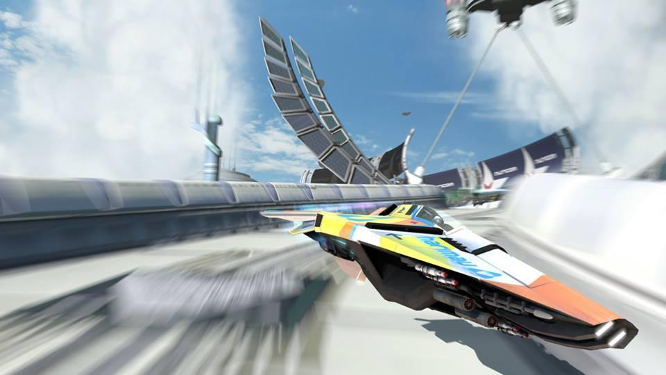WipEout - What kind of pilot are you?