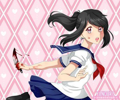 witch yandere simulator charather are you ?