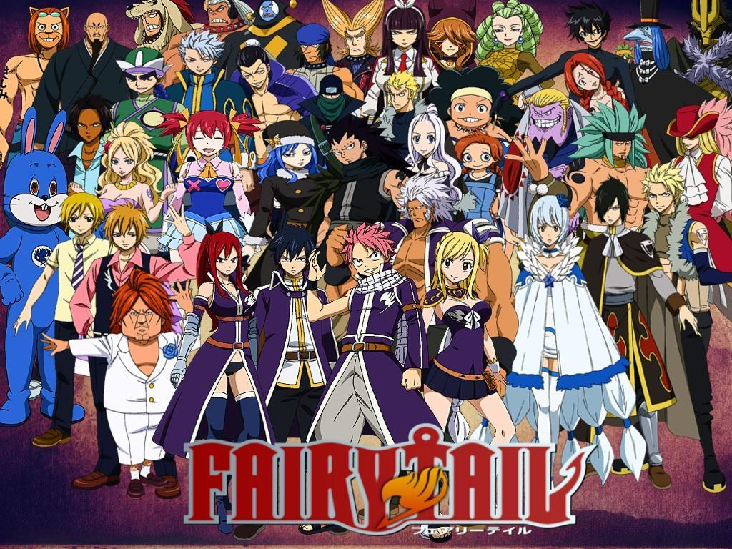 how well do you know fairytail?