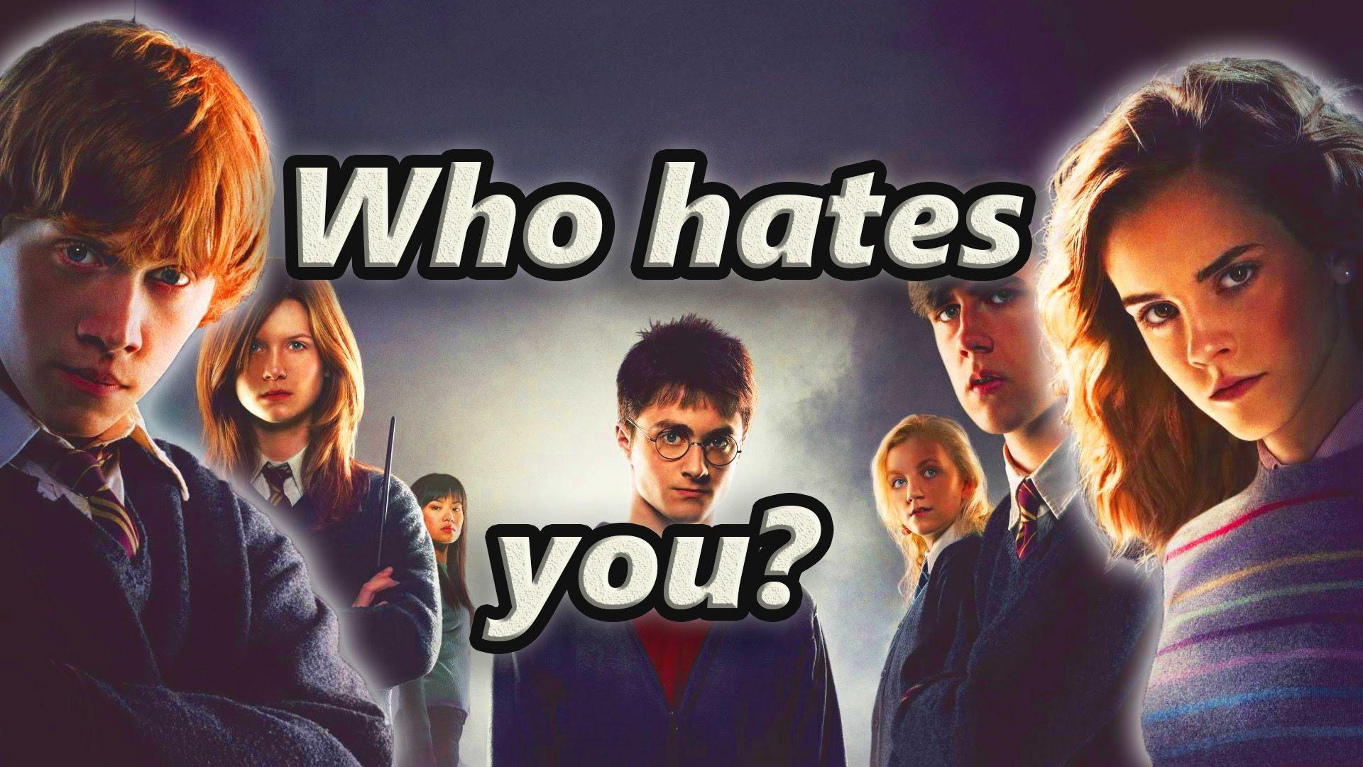 Who Hates You?