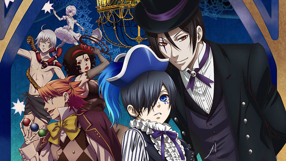 how well do u know black butler book of circus?
