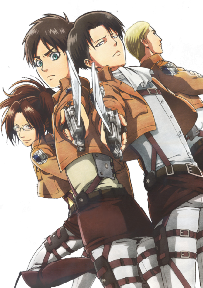 Who is your AOT Man?