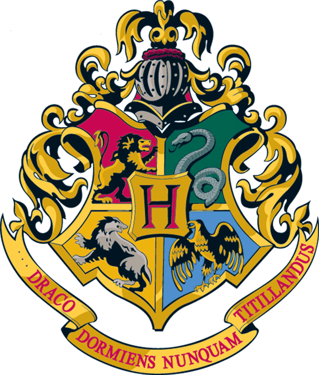 What Hogwarts house do you belong in?
