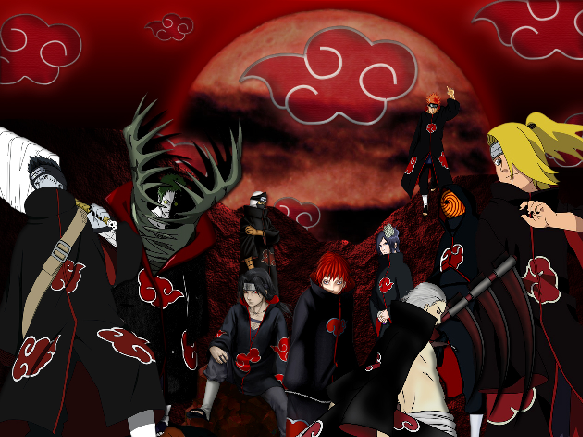 What cool akatsuki member are you from naruto shippuden!?