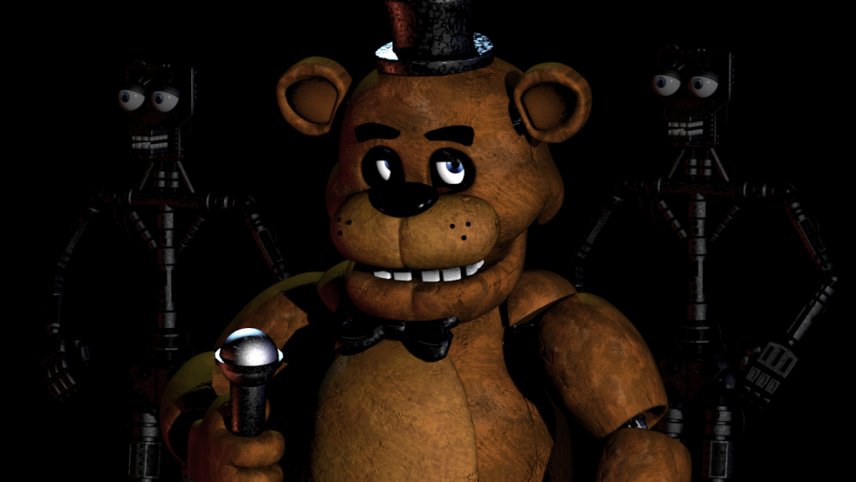 Your heist at Freddy's!