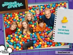 who would you be in good luck Charlie?