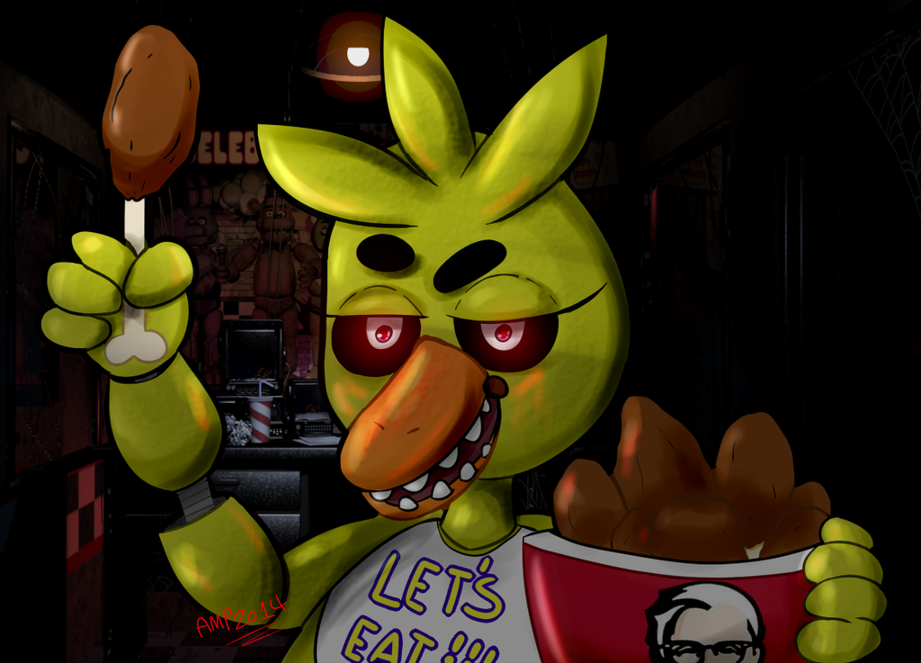 Would you survive Five Nights at Freddy's?