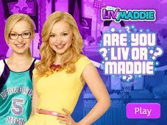 Are you Liv or Maddie (2)