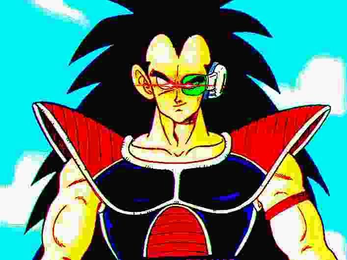 The epic quiz of raditz