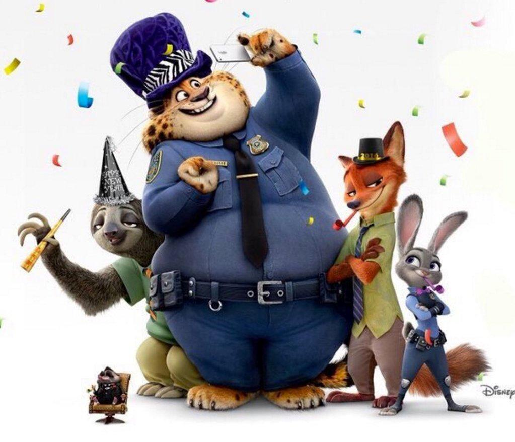 Who are you in Zootopia?