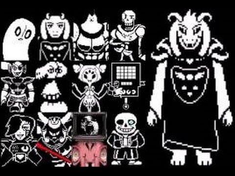 Name the Undertale themes