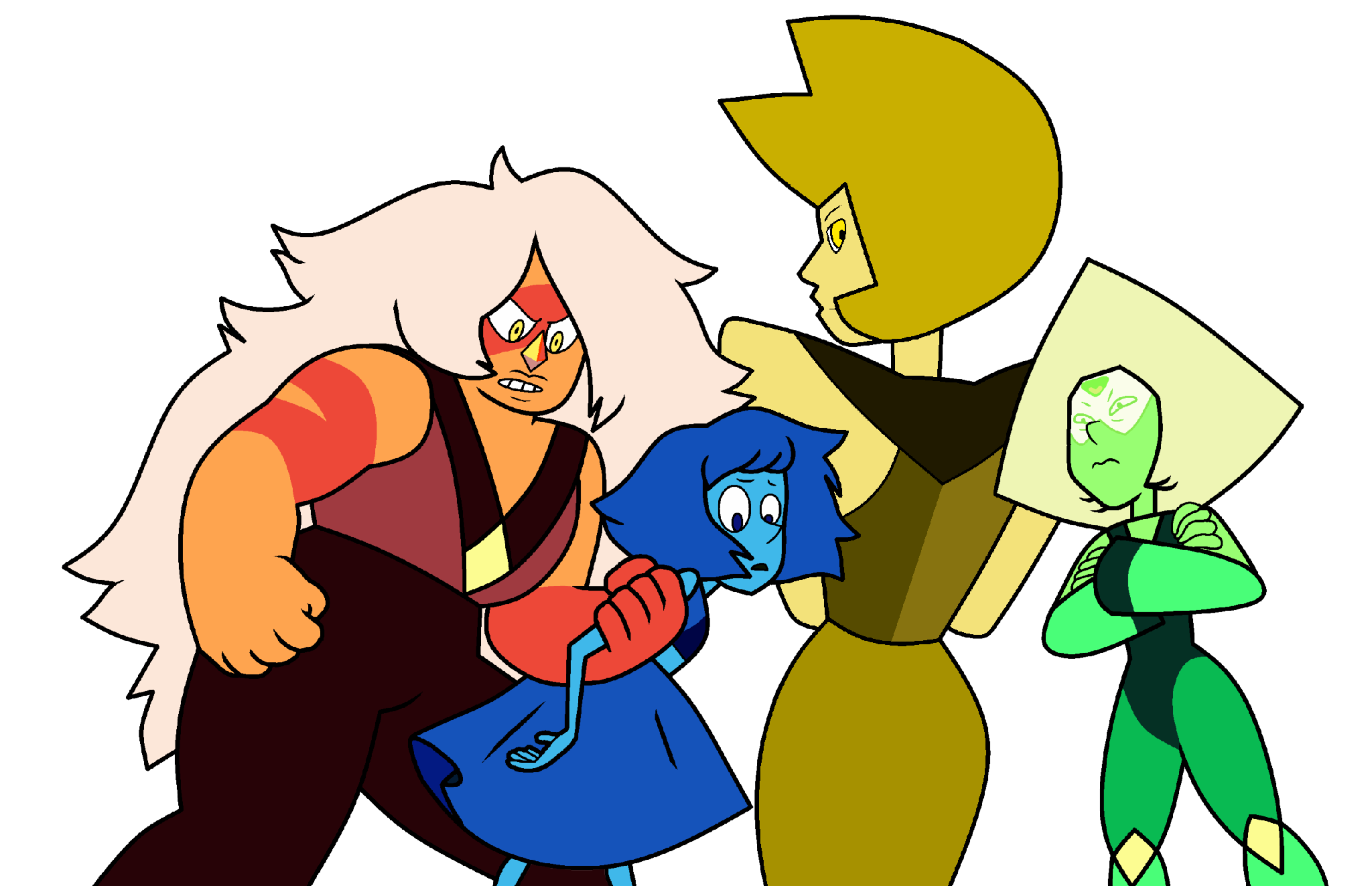 Which Homeworld Gem Are You?