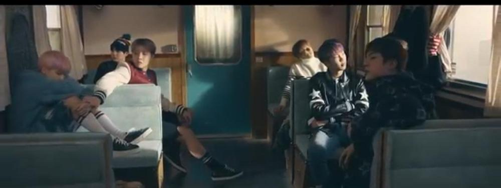 How much do you know about BTS Spring day mv?