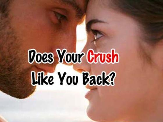 Does your crush like you back? (5)