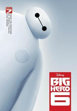 "Which member of ""Big Hero 6"" are you?"