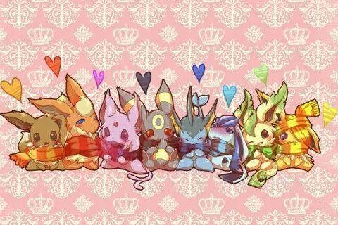 Which Eeveelution Would Be Your Lover?
