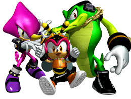 Who from Chaotix Team would date you?