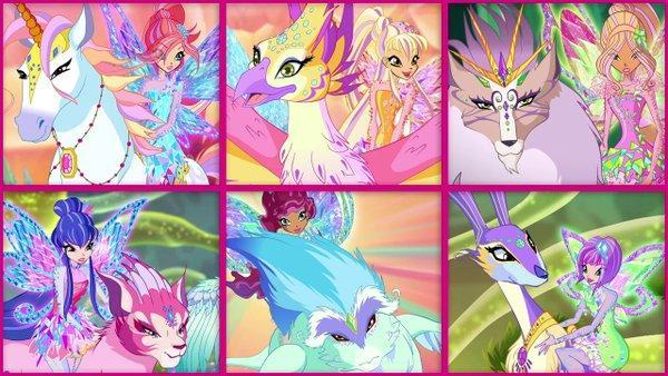 What winx club fairy animal are you?