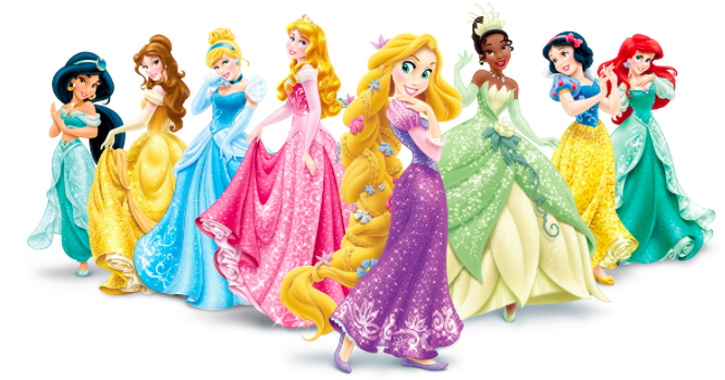 What disney princess are you? (4)