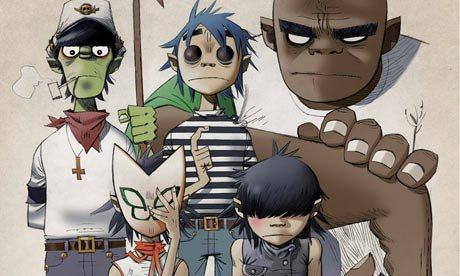 What Gorillaz song represents you ?